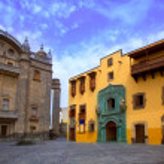 Columbus House Las Palmas Gran Canaria — Stock Photo #12643895
