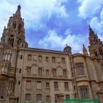 Arucas Gran Canaria San Juan cathedra — Stock Photo #12644435