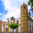 Stock Photo: GrCanariTeror church Canary islands