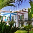 Gran canaria Puerto de Mogan white houses - Stock Photo