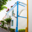 Gran canaria Puerto de Mogan white houses — Stock Photo