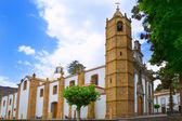 Gran Canaria Teror church Canary islands — Stock Photo