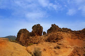 Gran canaria Tejeda Roques view from Nublo — Stock Photo