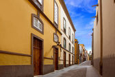 Las Palmas de Gran Canaria Veguetal houses — Stock Photo