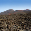 Lanzarote Timanfaya Fire Mountains volcanic lava — Stock Photo #12753119