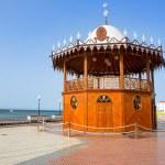 Arrecife Lanzarote Quiosco de la Musica circus — Stock Photo #12759416