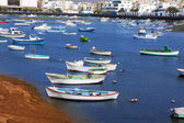 Arrecife in Lanzarote Charco de San Gines — Stock Photo