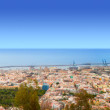 Aerial of Santa Cruz de Tenerife panoramic — Stock Photo #12822539