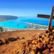 Stock Photo: los cristianos beach in arona tenerife south