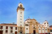 Basilica de Candelaria in Tenerife at Canary Islands — Stock Photo
