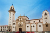 Basilica de Candelaria in Tenerife at Canary Islands — Stock Photo