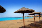 Las vistas beach Arona in costa Adeje Tenerife — Stock Photo