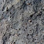 Lava stone volcanic texture detail from La Palma — Stock Photo #13304876