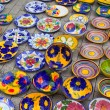 Ceramics from Mediterranean Spain — Stock Photo