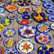Ceramics from Mediterranean Spain — Stock Photo #13832816