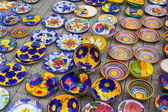 Ceramics from Mediterranean Spain — Stock Photo