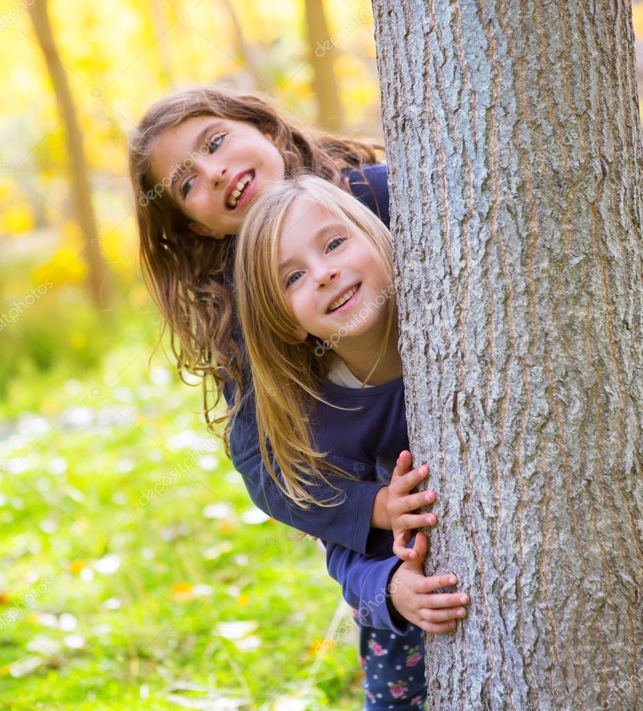 Сестры на природе 6 фотография