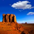 Monument Valley North Window view Utah — Stock Photo #31326365