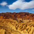 Stock Photo: Death Valley National Park CaliforniZabriskie point