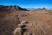 Death Valley National Park California Corkscrew Peak — Stock Photo