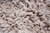 Badwater Basin Death Valley salt textures macro — Stock Photo