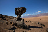 Death Valley National Park California stone formations — Stock Photo