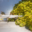 Стоковое фото: Chardonnay corkscrew crusher destemmer in winemaking