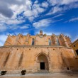 Stock Photo: CiutadellMenorcCathedral in Ciudadelat Balearic