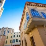 Ciutadella Menorca Cathedral at Ciudadela Balearic islands — Stock Photo #35169517