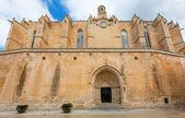 Ciutadella Menorca Cathedral in Balearic islands — Foto de Stock