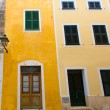 Menorca Ciutadella historical downtown at Balearics — ストック写真