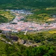 Menorca es Mercadal aerial view from Pico del Toro — Stock Photo