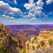 Arizona Grand Canyon Park Mother Point and Amphitheater — Photo