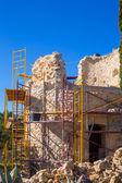 Mejora de mampostería javea denia torre mediterráneo — Foto de Stock