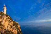 Denia Javea San Antonio Cape Mediterranean Lighthouse — Stock Photo