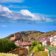 Stock Photo: Alcalde lSelvin Teruel village near Virgen de lVega