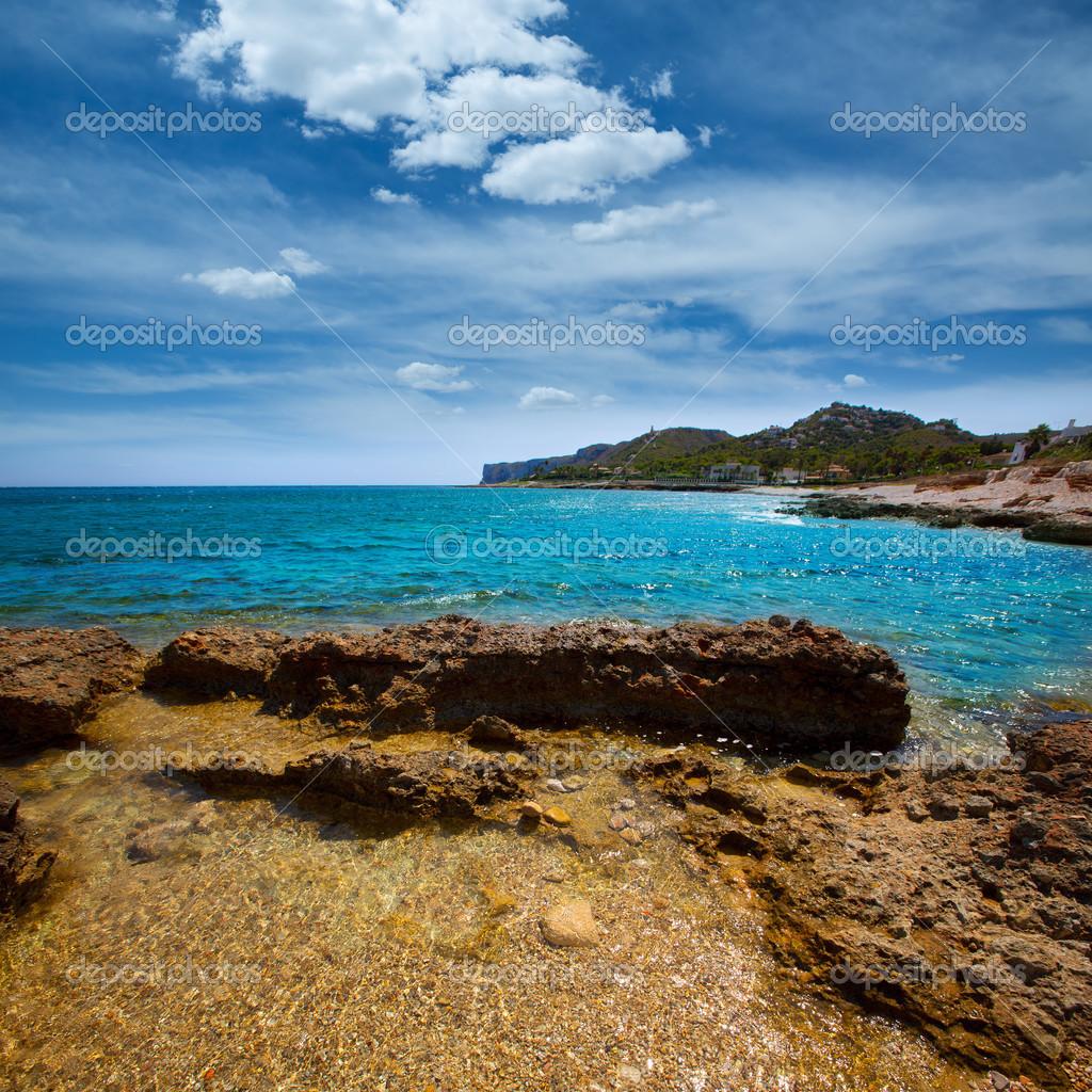 Denia Alicante Las Rotas Rocky