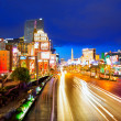 Editorial use only Las Vegas Nevada Strip at night — Stock Photo #37657357