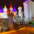 Stock Photo: Editorial use only Las Vegas NevadStrip at night