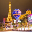 Editorial use only Las Vegas Nevada Strip at night — Stock Photo #37657615
