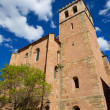 Morde Rubielos in Teruel Aragon stonewall village — Stock Photo #37658903