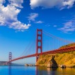 San Francisco Golden Gate Bridge California — Stock Photo