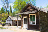 California Columbia a real old Western Gold Rush Town — Stock Photo