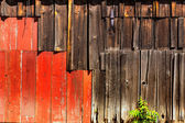 California old far west wooden textures — Photo