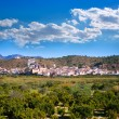 Stock Photo: Sot de Ferrer village in ValenciSpain