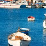 Tabarca island in Alicante Valencian Community — Stock Photo