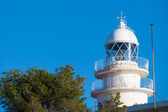 Cabo de San Antonio Cape Lighthouse in Denia Javea of Alicante — Stock Photo