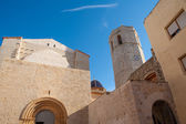 San Mateo sant Mateu de Montesa in Castellon — Stock Photo