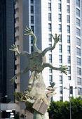 Valencia Ripolles Statue in Paseo de la Alameda — Stock Photo