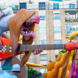 Fallas in Valencifest figures that will burn on March 19 — Stock Photo #39763435